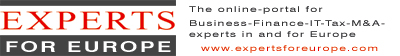 he On-Line Portal for Experts in Europe IT, Business, Financial